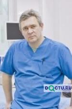 Меньшиков Дмитрий Геннадьевич