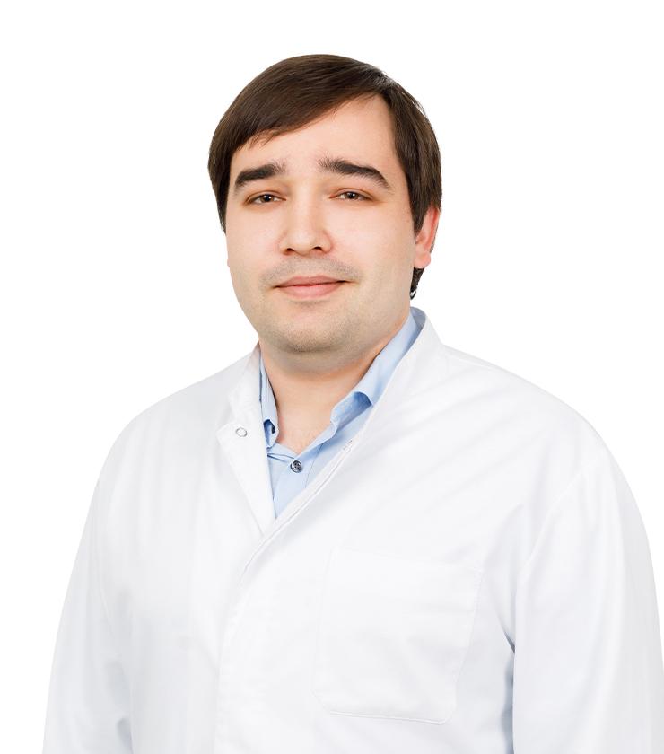 Ходжибеков Расим Ренатович